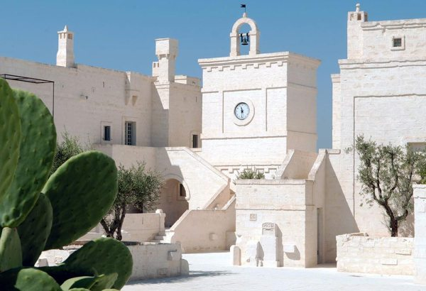 Amberlair Crowdsourced Crowdfunded Boutique Hotel Borgo Egnazia - Never ever met a celebrity? Check out these 6 mind-blowing hotels.