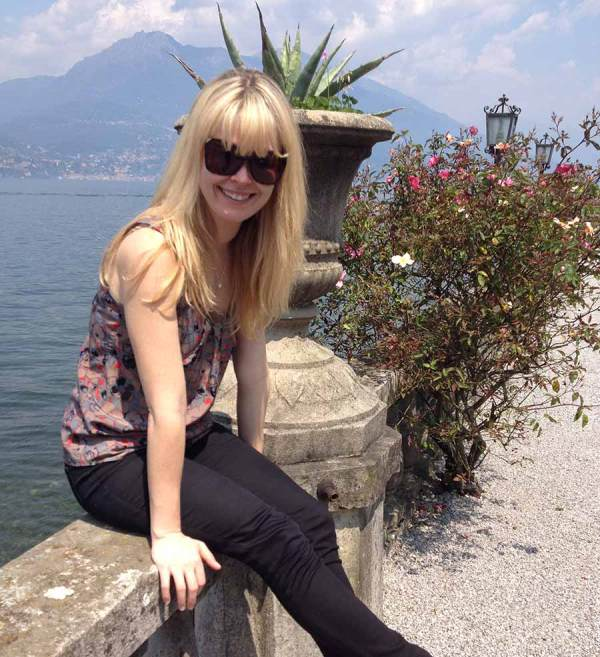 Amberlair Crowdsourced Crowdfunded Boutique Hotel - Meet #ItalyBoholover Nadine Jolie Courtney @nadinecourtney