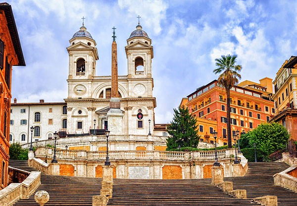Amberlair Crowdsourced Crowdfunded Boutique Hotel Spanish Steps in Rome - Meet #ItalyBoholover Elyse Pasquale of Foodie International @foodieintl