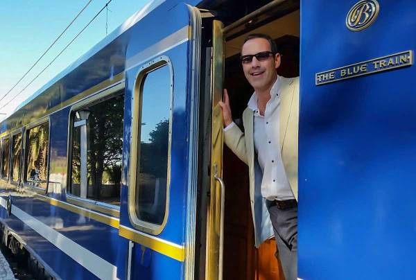 Amberlair Crowdsourced Crowdfunded Boutique Hotel Andrew Forbes Blue Train #BoHoLover: Meet Andrew of The Luxury Editor @andrewaforbes