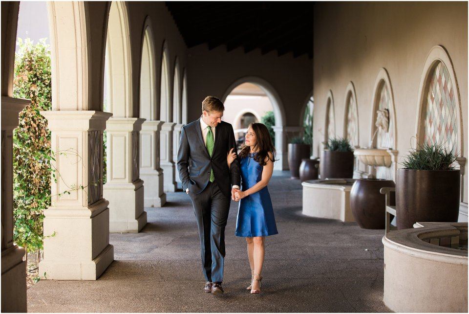 Country_Club_Kate_Spade_Dress_La_Paloma_Elegant_Engagement_Jewel_Tones_11