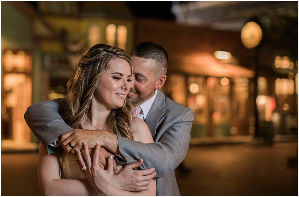 Tucson Wedding at Savoy Opera House.