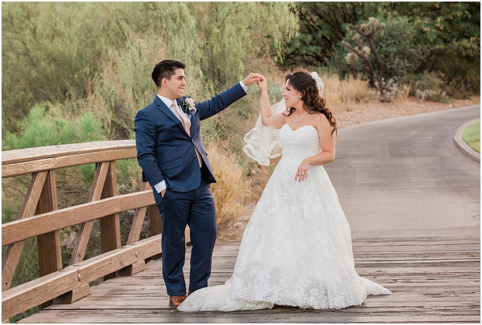 J W Starr Pass Resort Wedding in Tucson, Arizona with Amber Lea Photography