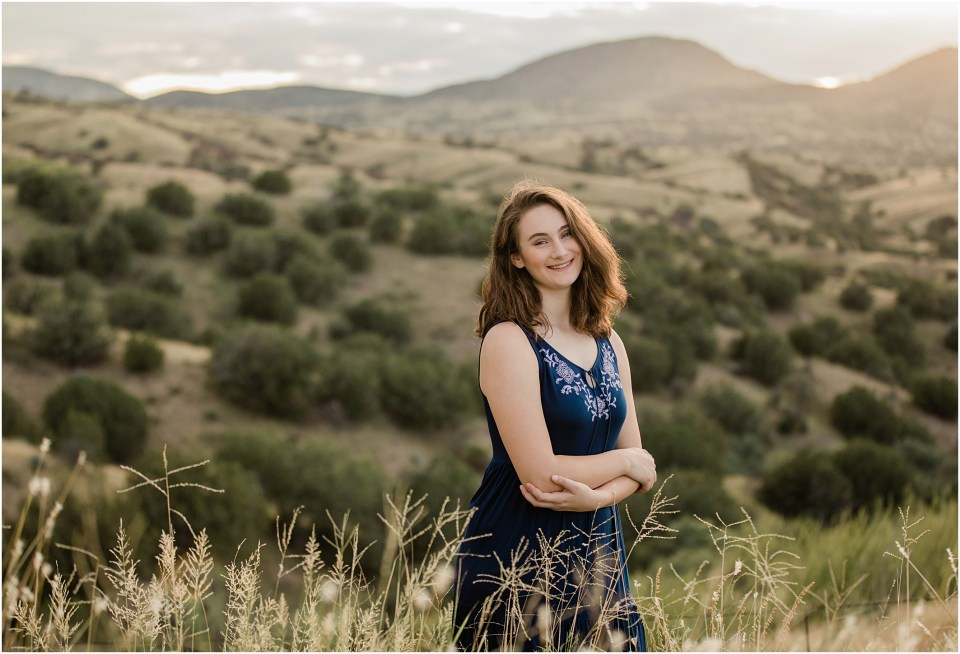 Tucson Senior Session in Sonoita with Amber Lea Photography