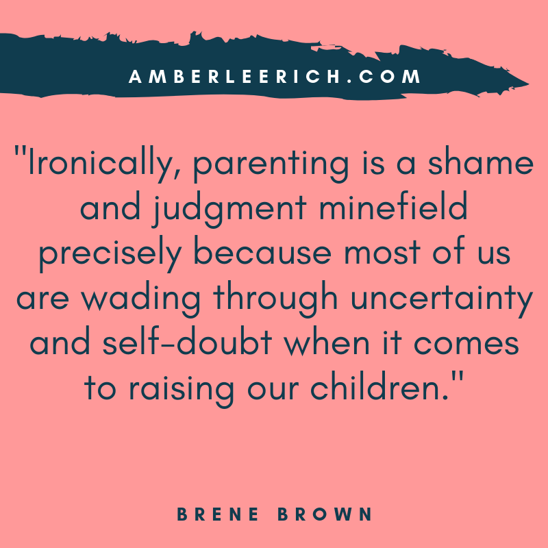 Feeling Judged as a Parent? 3