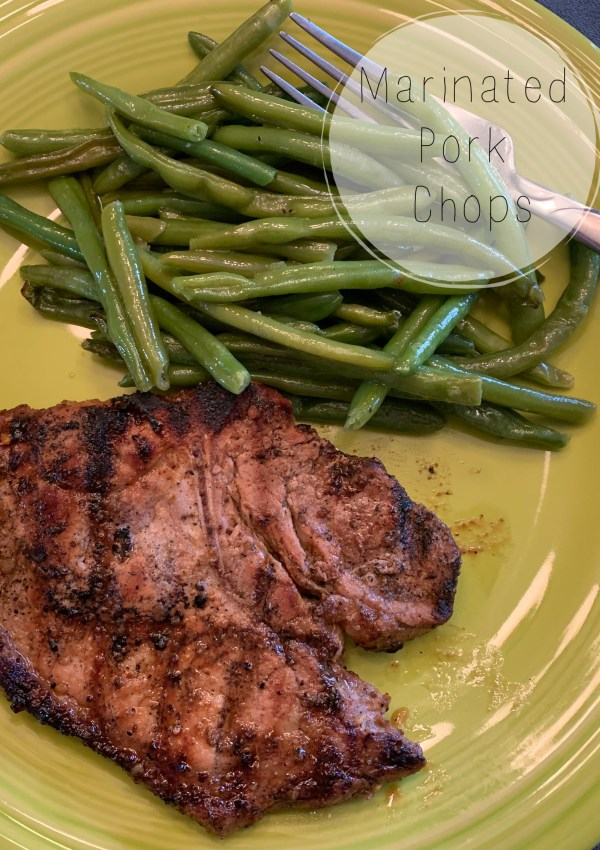 Delicious Marinated Pork Chops!