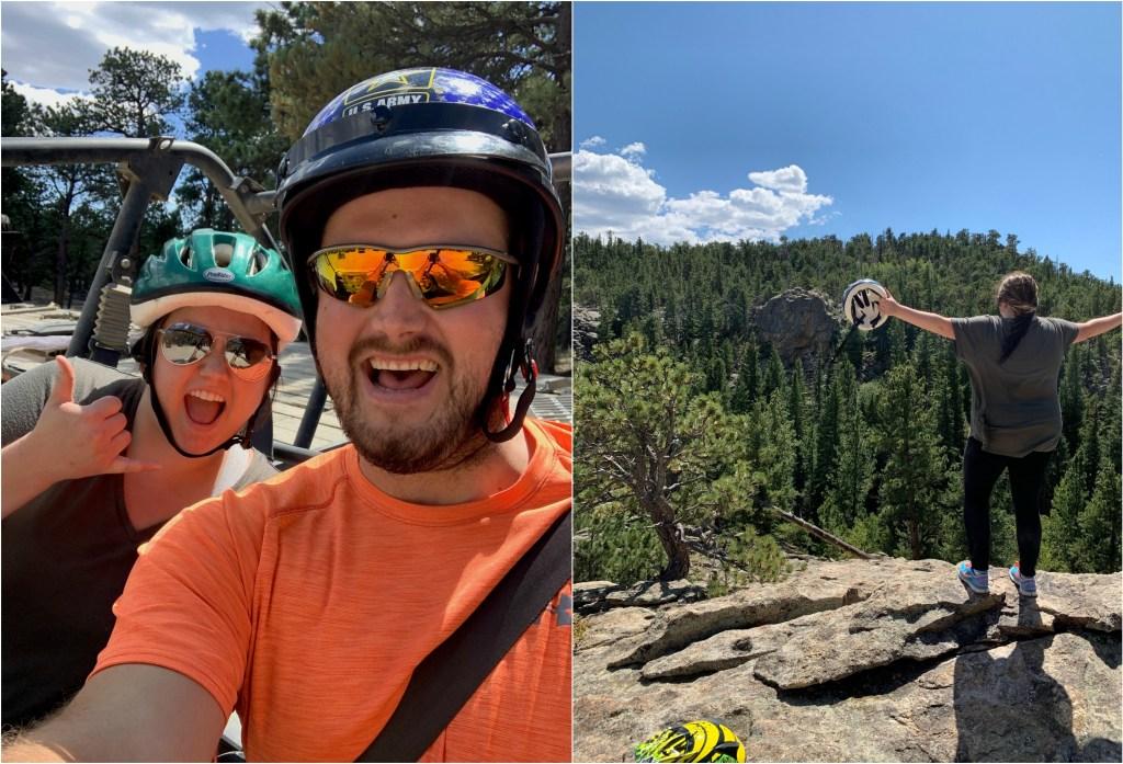 Colorado itinerary for a mini vacation.