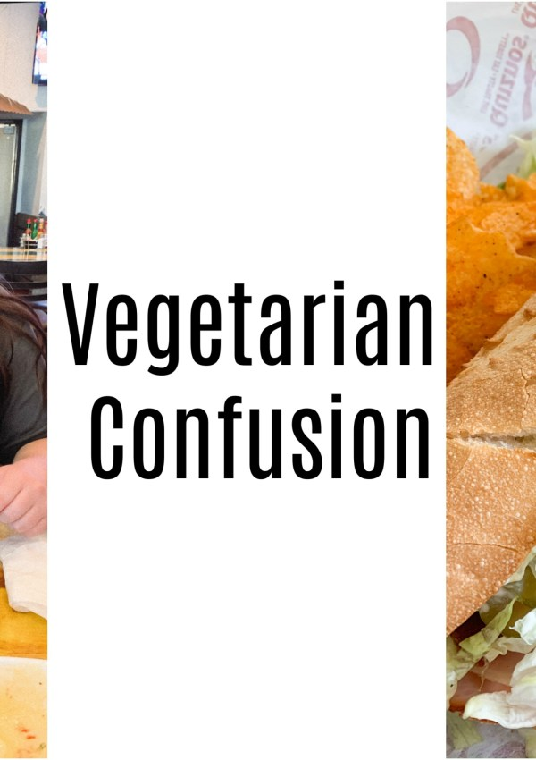 Vegetarian Confusion on the 46th and 47th Day.