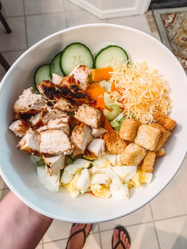 Here are some healthy-ish lower carb meals and snacks that I've been eating on my weight loss journey.  These are all simple and tasty!