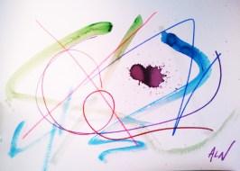 Amber Lynn NicolWatercolor by Amber Lynn Nicol (ALN)