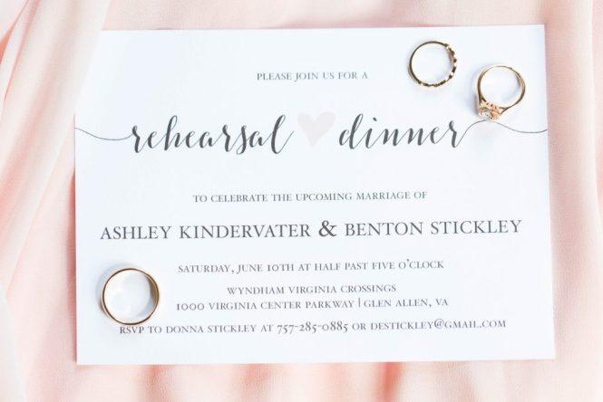 Wedding Stationery And Invitations Basic Invite