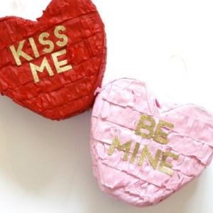 DIY Valentine's Day Conversation Hearts