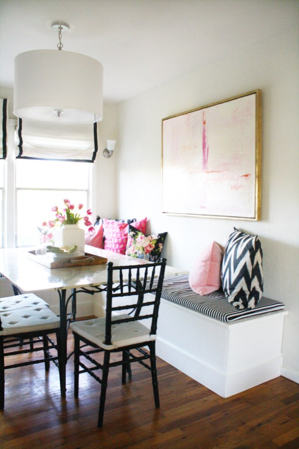Swoon Worthy Dining Rooms | amberpizante.com