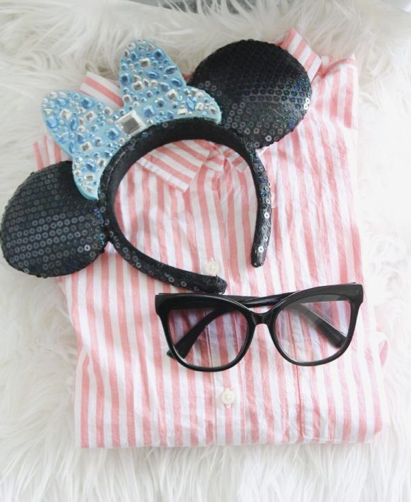 What I'm Packing for Disneyland | amberpizante.com