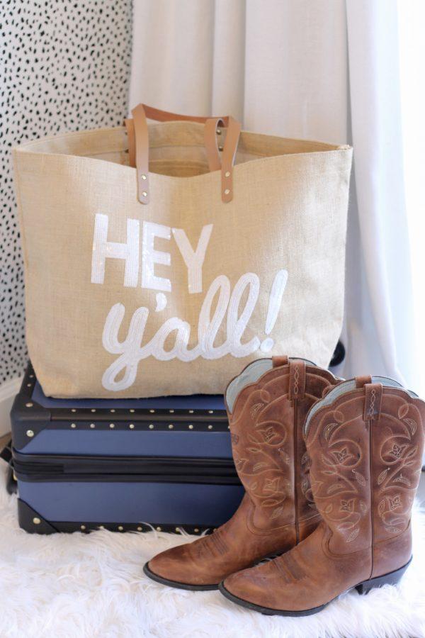 What I'm Packing for Austin, Texas | amberpizante.com