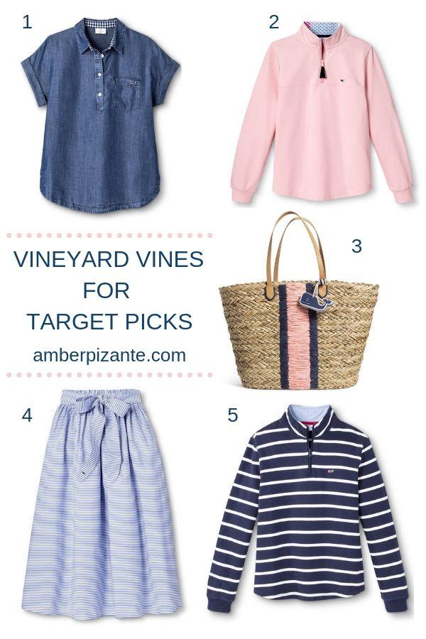 Vineyard Vines for Target Picks