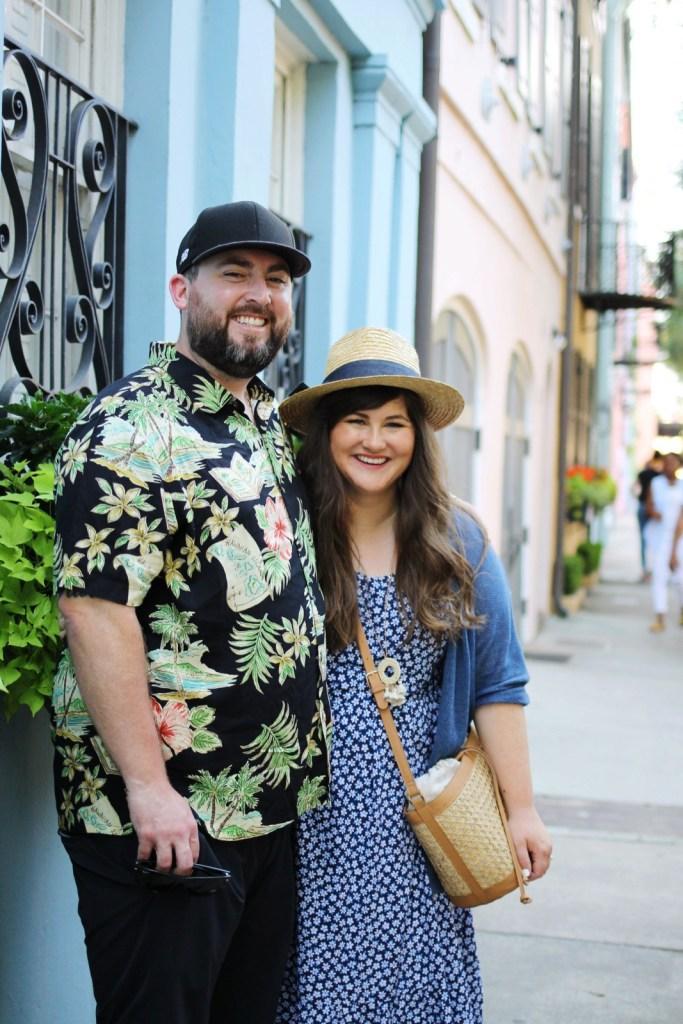 Hues of Blues in Charleston   amber pizante