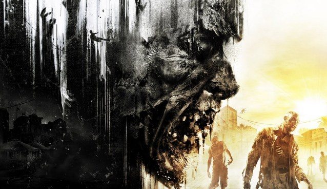 Dying Light artwork featuring a zombie