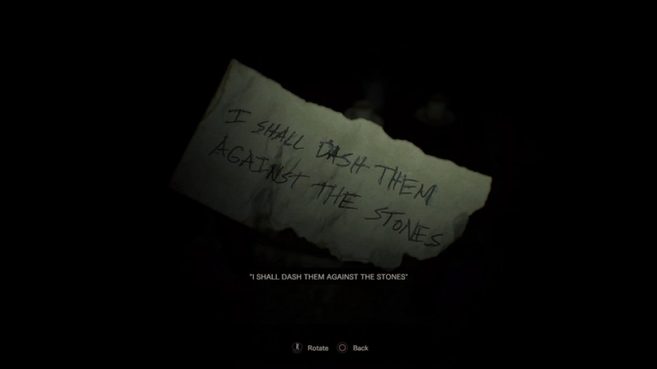 Learn more about the story through notes