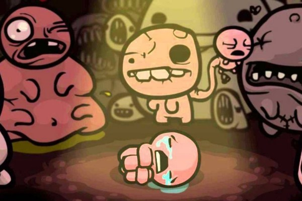 The Binding of Isaac video game