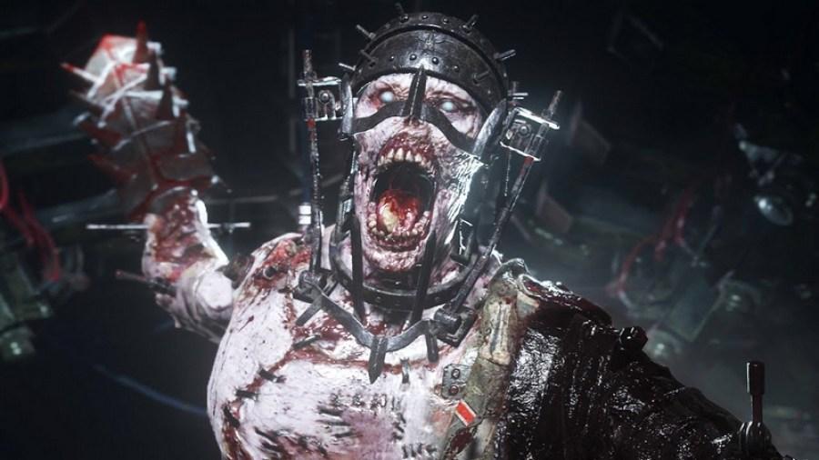Call of Duty: WW2 - Nazi Zombie