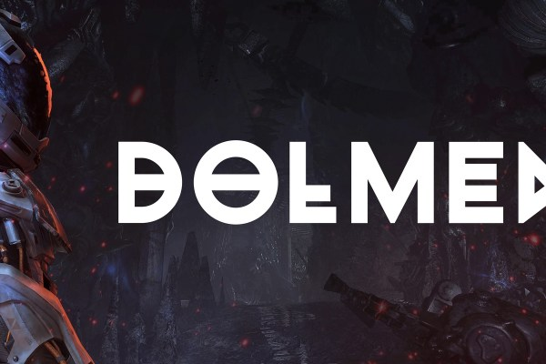 Main artwork for game DOLMEN