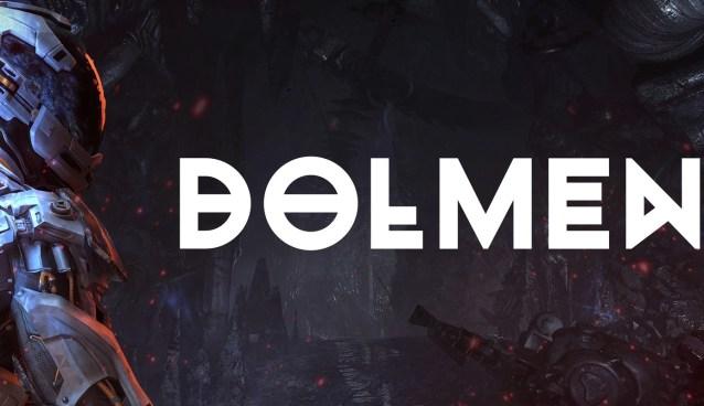 Main artwork for game DOLMEN
