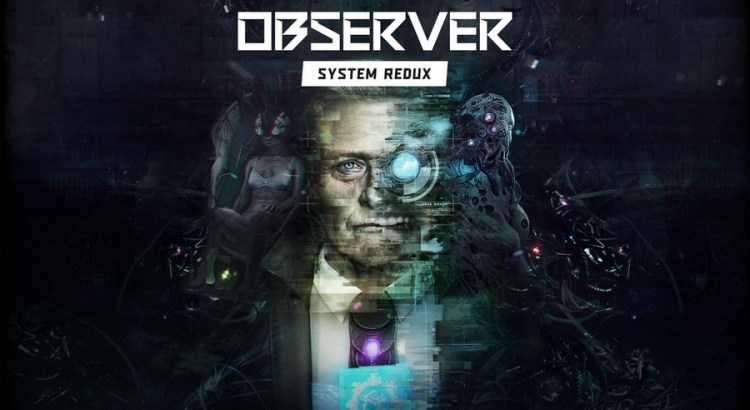 Observer: System Redux main artwork