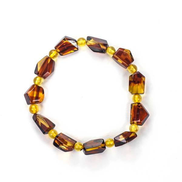 natural-baltic-amber-bracelet-yelow-stones