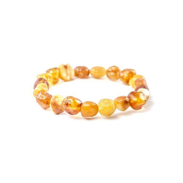 natural-baltic-raw-amber-bracelet-infinityII