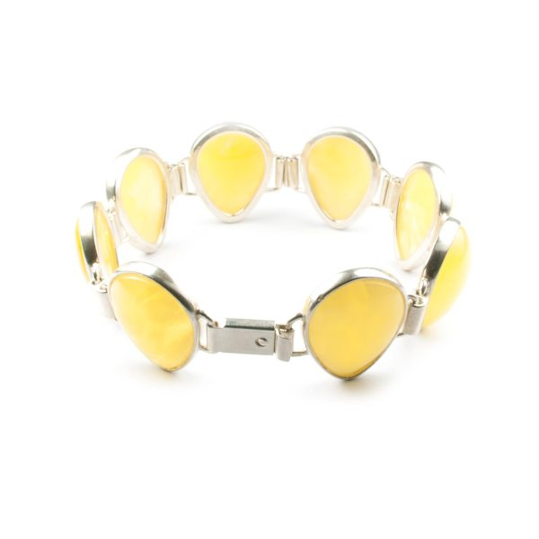 silver-chain-bracelet-with-natural-baltic-amber-belle-1