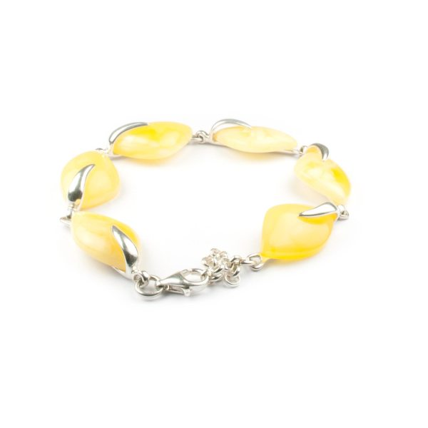 silver-chain-bracelet-with-natural-baltic-amber-heaven-2