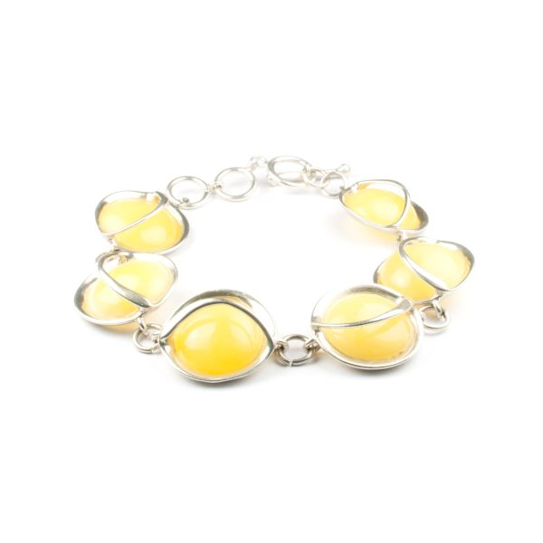 silver-chain-bracelet-with-natural-baltic-amber-zoom