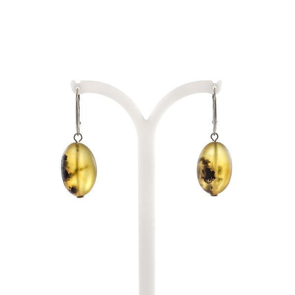 silver-earrings-with-natural-baltic-amber-olives