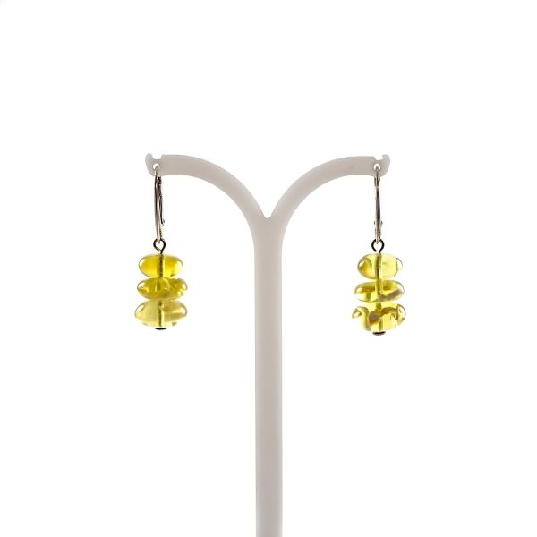 silver-earrings-with-natural-baltic-amber-pyramid-2
