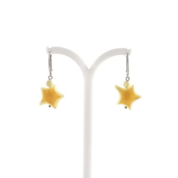 silver-earrings-with-natural-baltic-amber-stars-2