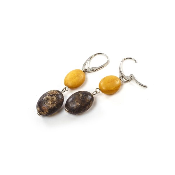 silver-earrings-with-natural-baltic-amber-two-sisters