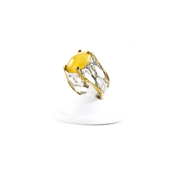 silver-ring-with-amber-stone-rose-1