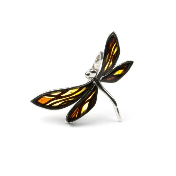 silver-ring-with-natural-baltic-amber-dragonfly-2