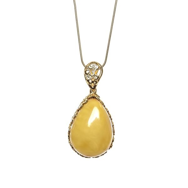 amber-pendant-with-gold-plated-silver-sweetness-III