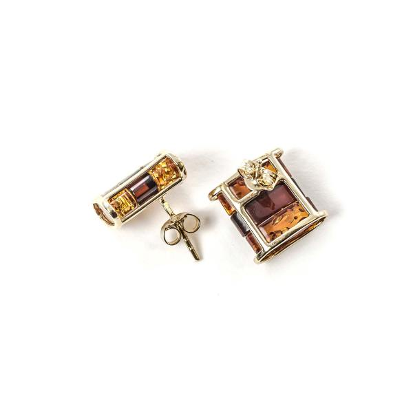 gold-earrings-14k-with-natural-baltic-amber-aesthetics