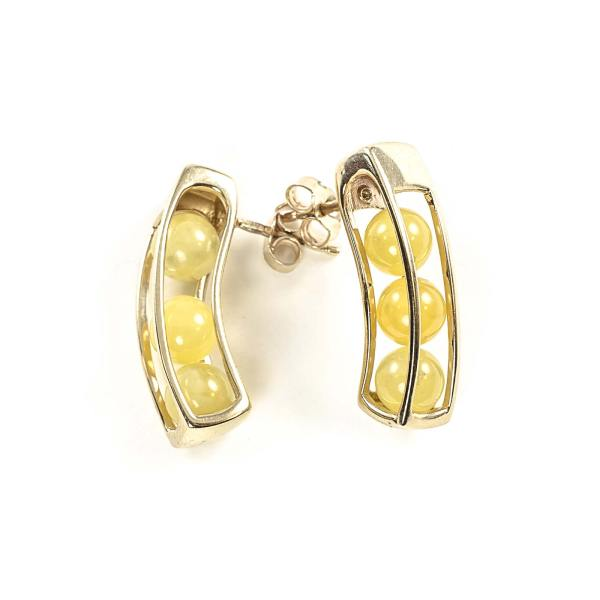 gold-earrings-14k-with-natural-baltic-amber-aurora-yellow
