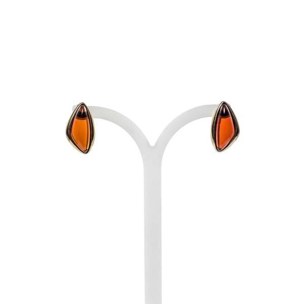 gold-earrings-14k-with-natural-baltic-amber-velvet-2