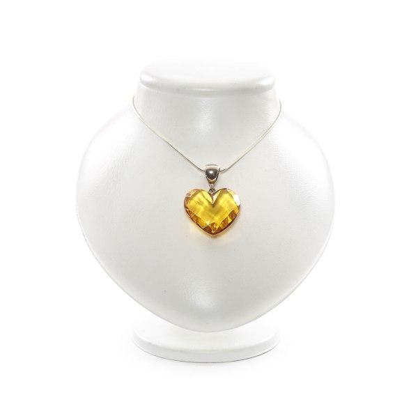 natural-baltic-amber-pendant-on-silver-holder-treasure-II-yellow