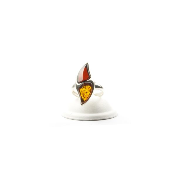 silver-ring-with-natural-baltic-amber-cammie-two-stones-front