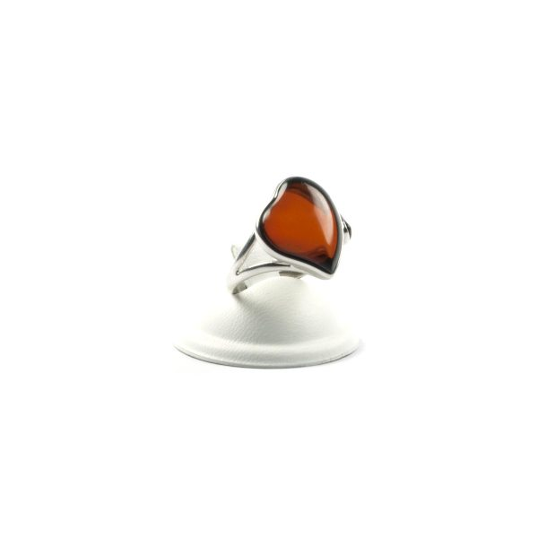 silver-ring-with-natural-baltic-amber-two-hearts-2