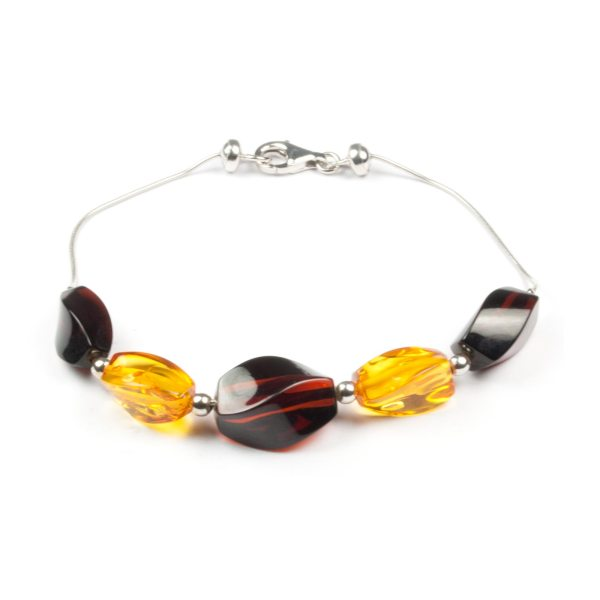 silver-thin-bracelet-with-natural-baltic-amber-delia