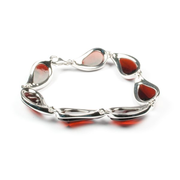 sterling-silver-bracelet-with-natural-baltic-amber-veneraII-cherry-backside