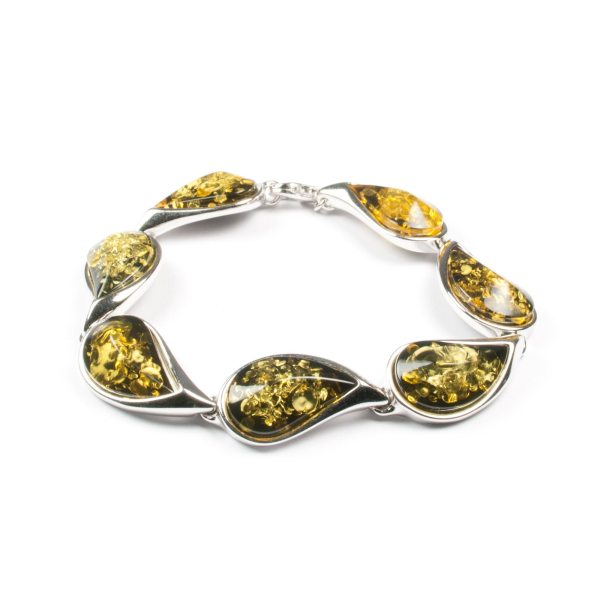 sterling-silver-bracelet-with-natural-baltic-amber-veneraII-green