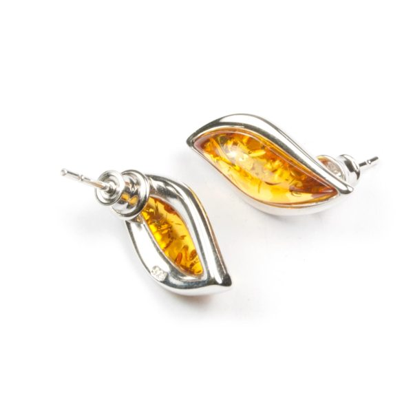 silver-earrings-with-natural-baltic-amber-kecha-cognac-2